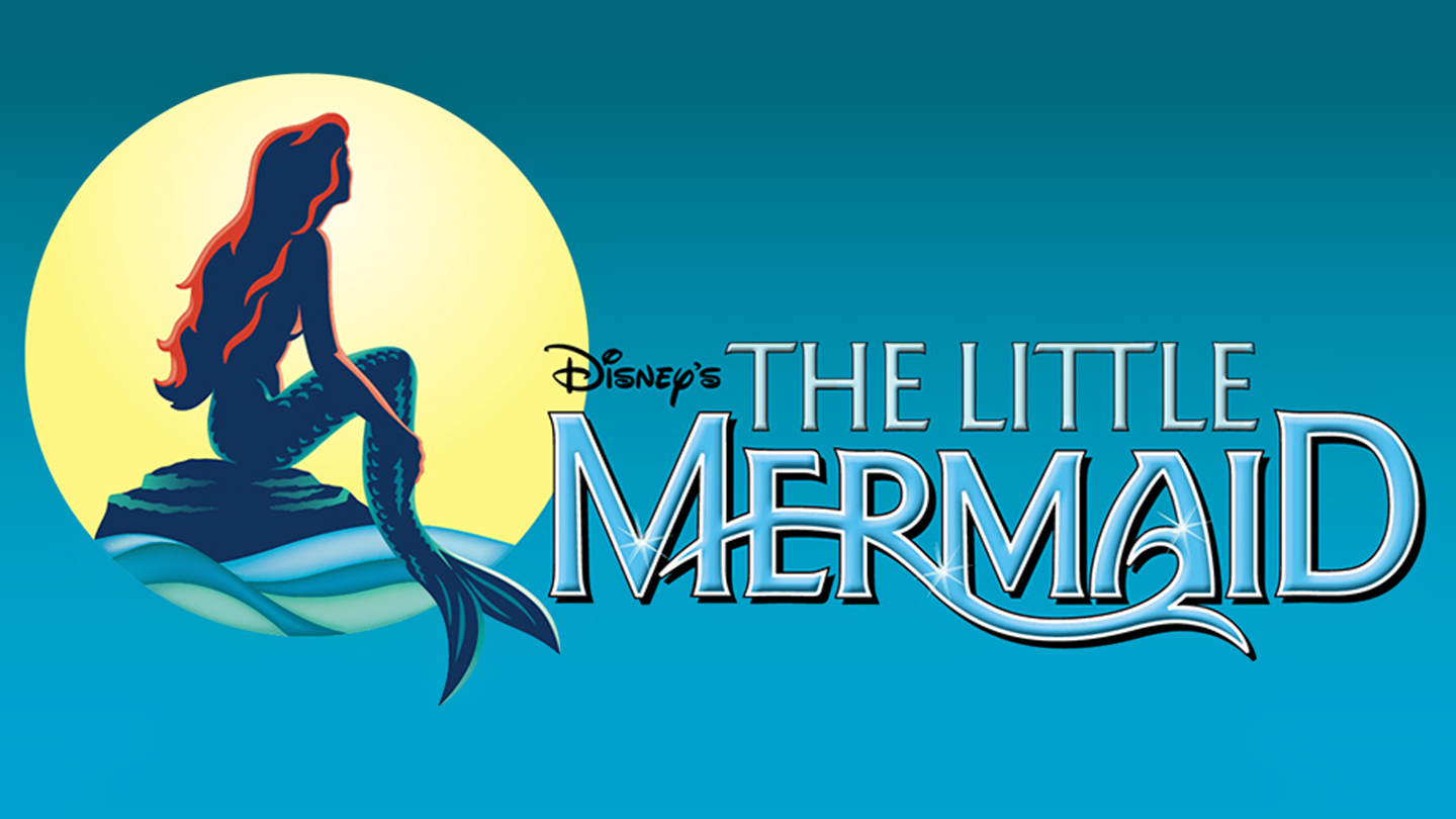 Image result for mermaid musical logo