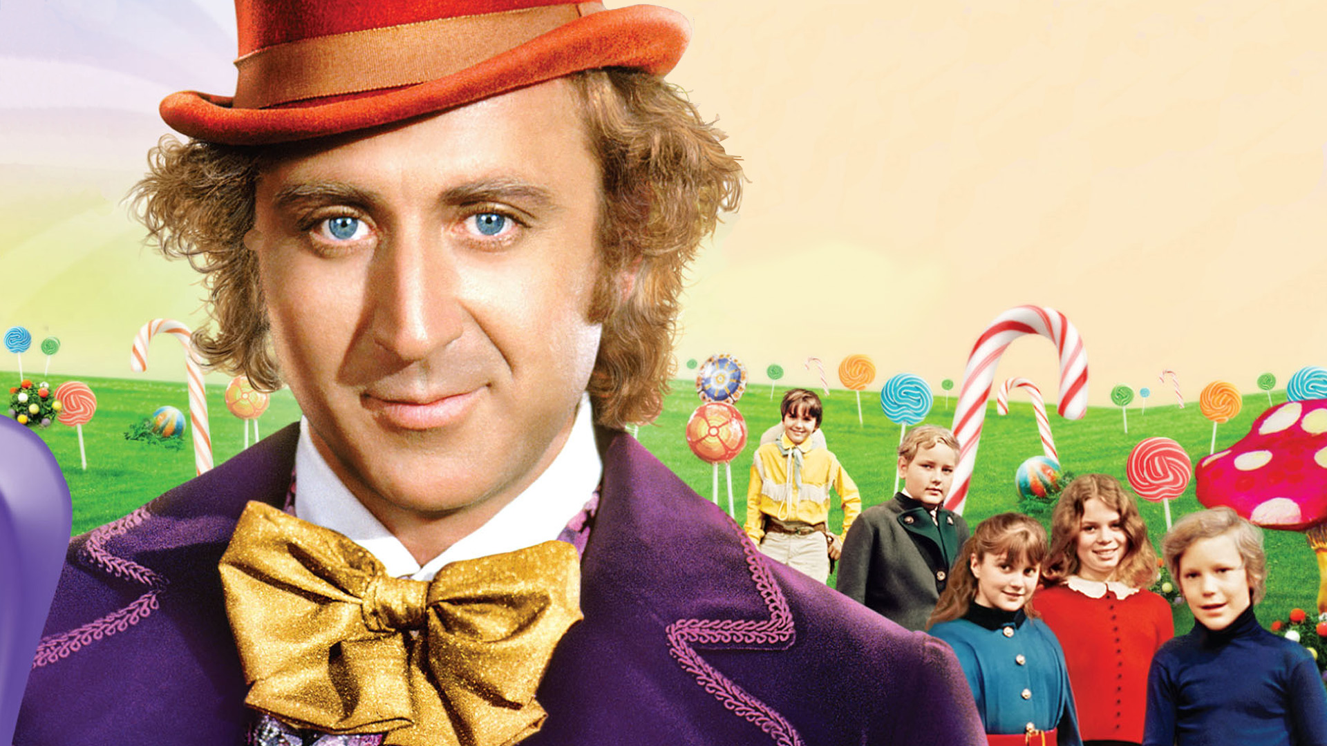 Outdoor Movie: WILLY WONKA & THE CHOCOLATE FACTORY (1971) - SCERA
